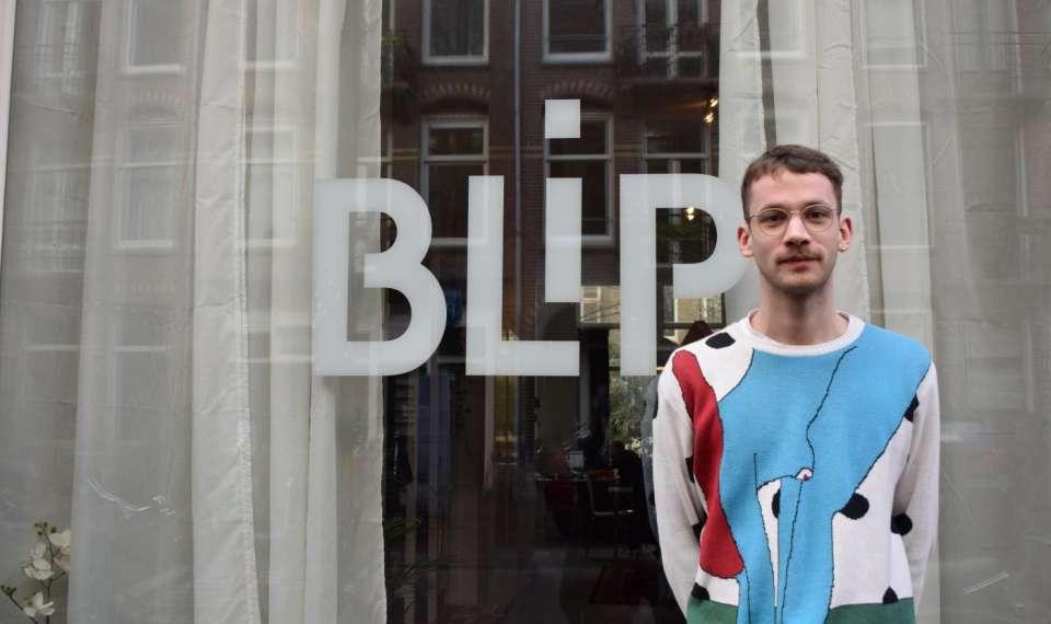 Jan Bouwhuis de nieuwe aanwinst van BLiP Agency.