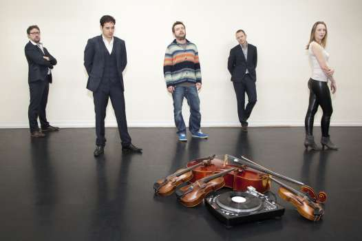 Kypski & The Matangi String Quartet